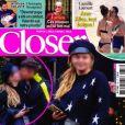 Couverture du nouveau magazine Closer - en kiosques vendredi 6 décembre 2019