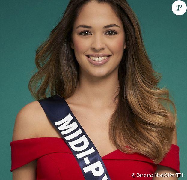 Miss Midi-Pyrénées : Emma Arrebot-Natou, 19 ans, 1m79, étudiante en commerce international