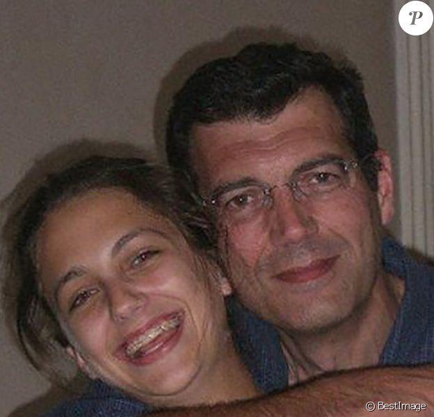 Xavier Dupont de Ligonnès let sa fille Anne.