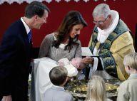 Marie et Joachim de Danemark ont baptisé leur petit prince : voici enfin... son prénom et les images de la cérémonie !