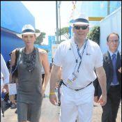 Charlene Wittstock, un subtil mélange d'élégance et de discrétion... aux bras de son prince Albert !