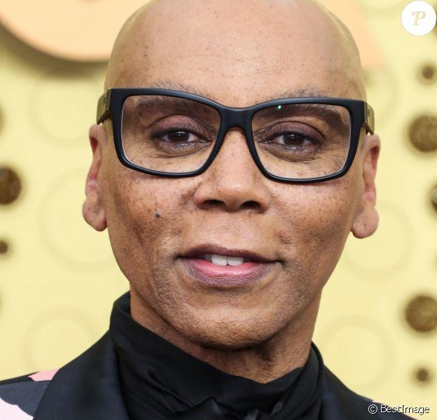 RuPaul - Les célébrités assistent à la cérémonie des Emmy Awards à Los Angeles, le 22 septembre 2019.