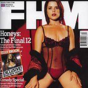 La jolie Neve Campbell est absente des cinémas... mais pas des magazines sexy !