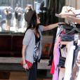 Megan Fox se balade à Hollywood
