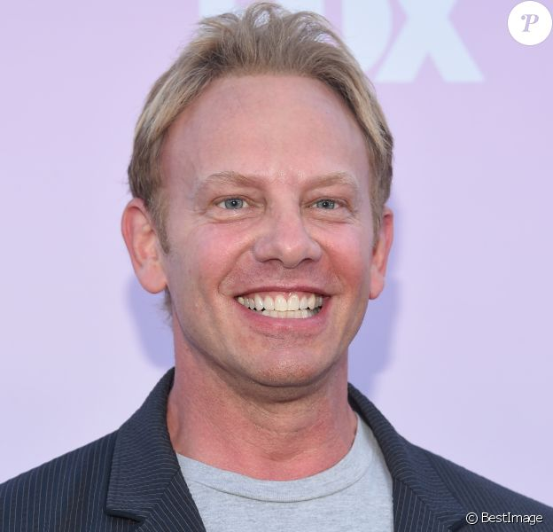 "Ian Ziering - Les acteurs de la série ""Beverly Hills 90210"" au Peach Pit Pop-UP à Los Angeles. Le 3 août 2019 3 August 2019."