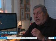 """Jean-Pierre Castaldi : Victime de """"sextorsion"""", l'acteur a """"paniqué"""""""
