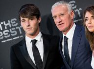 Didier Deschamps : Son fils Dylan fou de Mathilde, divinement décolletée