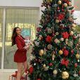 Nabilla prépare le premier Noël de Milann - Instagram, 18 décembre 2019