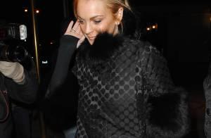 Lindsay Lohan : autocritique et bonnes résolutions pour l' année 2008...