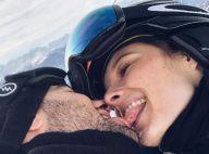 Ilona Smet : Tendre baiser avec Kamran Ahmed pour l'an 2020