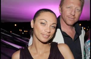 Boris Becker et sa femme Lilly, enceinte : Un voyage de noces qui n'en finit pas, entre crèmes glacées et soirées jet-set !
