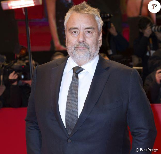 """Avant-première du film """"Eva"""" lors du 68ème festival du film de Berlin, La Berlinale, le 17 février 2018."""