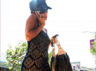 Eva Longoria nous offre un festival de mini robes... Whaou !!