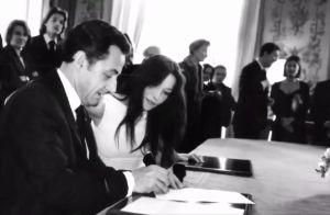 Carla Bruni et Nicolas Sarkozy : La seule photo de leur mariage enfin diffusée