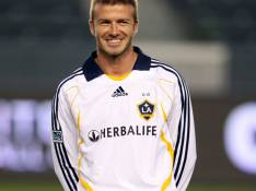 David Beckham fait sa B.A
