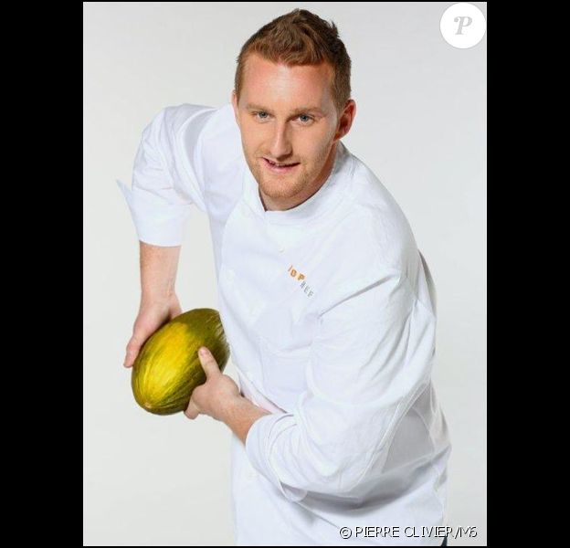 Julien Lapraille - Candidat de Top Chef 2014.