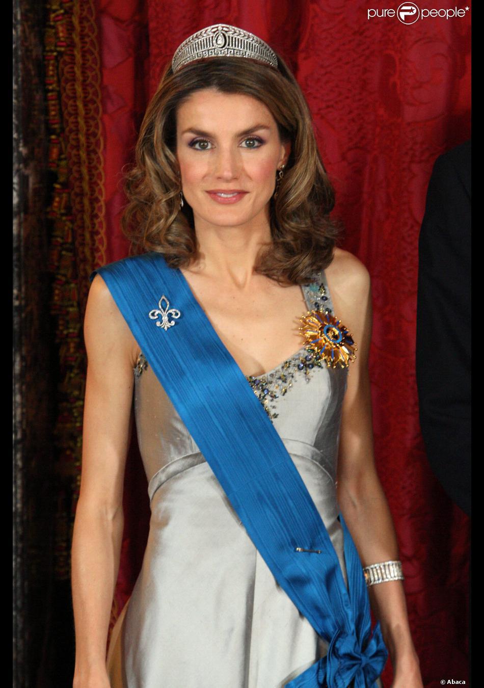 Letizia D'Espagne : Une Vraie Princesse Des Temps Modernes