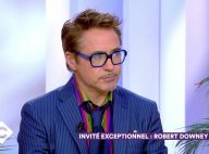 "Robert Downey Jr. ""amoureux"" de Marion Cotillard : ""Absolument brillante"""
