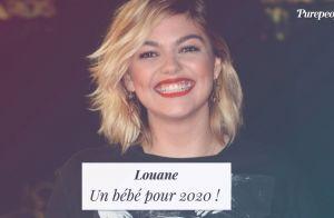 Louane enceinte : future maman rayonnante au milieu des Miss France
