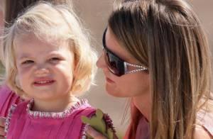 Letizia d'Espagne, enfin en vacances, a transformé ses deux adorables princesses en bonbons acidulés !