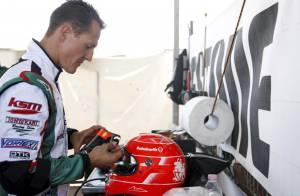 Michael Schumacher : Le cou(p) du lapin ?