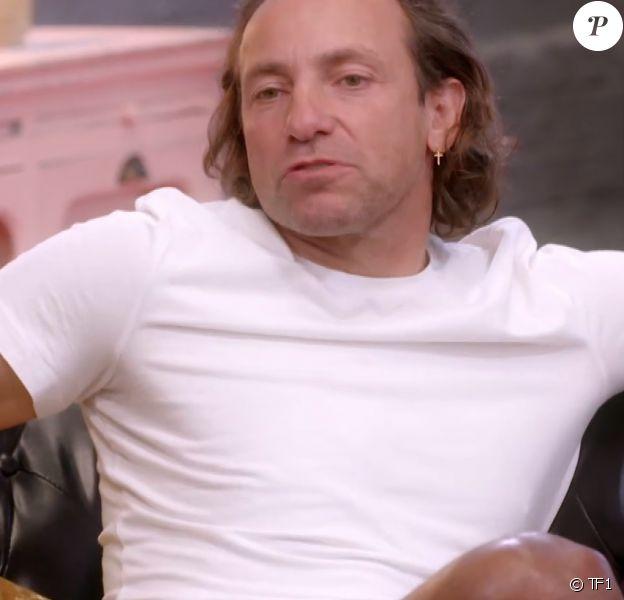 """Philippe Candeloro parle du cancer de son papa dans """"Stars à nu"""", le 31 janvier 2020, sur TF1"""