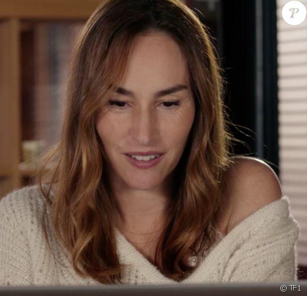 """Vanessa Demouy dans la série """"Demain nous appartient"""", diffusée sur TF1."""