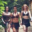 """Rose McGowan, Holly Marie Combs et Alyssa Milano dans la série """"Charmed"""". Photo postée sur Instagram le 8 juillet 2019."""