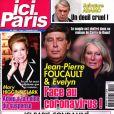 """Couverture du magazine """"Ici Paris"""", numéro 3892."""