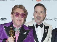 Oscars 2020 : Elton John, baskets dépareillées et hommage à ses fils