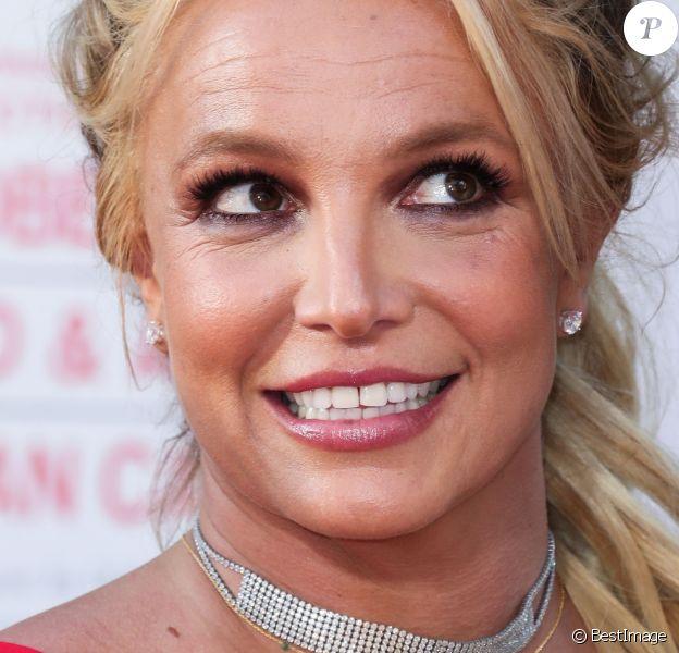 """Britney Spears - Les célébrités assistent à la première de """"Once Upon a Time in Hollywood"""" à Hollywood, le 22 juillet 2019."""