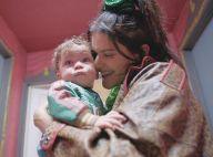 Soko : Première couverture de magazine avec son fils Indigo Blue