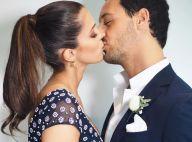 Iris Mittenaere sublime témoin avec Diego au mariage de sa maman