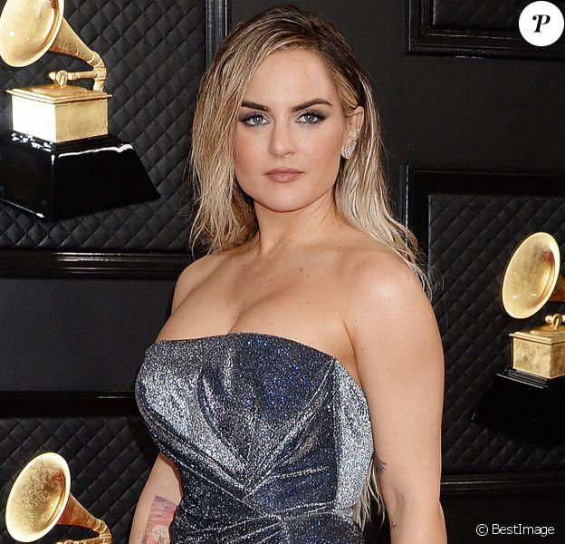 JoJo (Joanna Noëlle Levesque) - 62ème soirée annuelle des Grammy Awards à Los Angeles, le 26 janvier 2020.