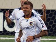 David Beckham, l'opération séduction continue aux Etats-Unis... Et côté tatouages, il joue les gros bras !