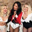 Nicole Scherzinger, Ashley Roberts, Jessica Sutta, Carmit Bachar, Kimberly Wyatt - Les Pussycat Dolls jouent au GAY à Londres 14 ans après leur premier concert live dans ce lieu. Londres le 22 Février.