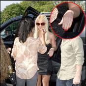 Britney Spears : Mais qu'est-ce que c'est que cette bague très voyante ?
