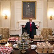 Donald Trump glouton : quand son docteur cachait du chou-fleur dans sa purée