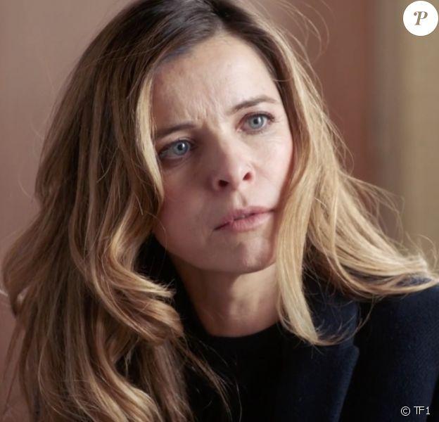 """Samantha Rénier joue Pauline Molina dans la série """"Demain nous appartient"""", diffusée sur TF1."""
