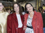 Pauline Ducruet défile à Paris : sa mère Stéphanie l'applaudit au premier rang