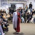 """Défilé de mode prêt-à-porter """"Alter"""" automne-hiver 2020/2021 lors de la semaine de la mode à Paris, France, le 25 février 2020. © Olivier Borde/Bestimage"""