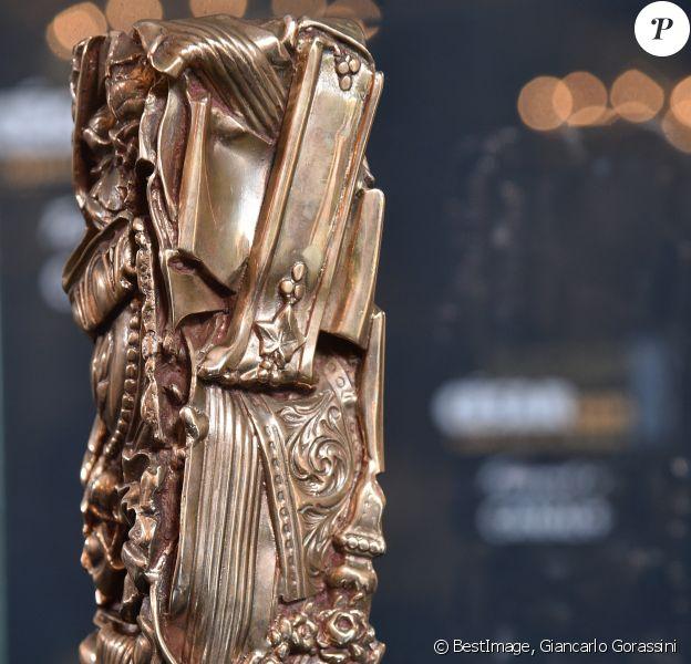 Annonce des nominations pour la 45e cérémonie des César 2020 lors d'une conférence de presse au Fouquet's à Paris le 29 janvier 2020. © Giancarlo Gorassini/Bestimage