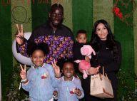 Mamadou et Majda Sakho : Avec leurs adorables enfants pour un moment magique