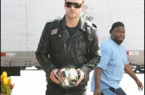 Justin Timberlake, en rider sexy sur sa Harley, les fait tous trembler et toutes... craquer !
