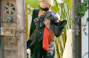 Lindsay Lohan, désespérée : elle quitte le nid de sa chérie... comme si c'était la dernière fois !