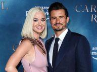 Katy Perry enceinte d'Orlando Bloom : sa technique pour cacher sa grossesse