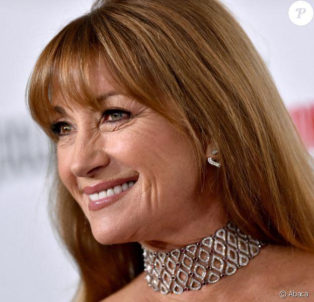 "Jane Seymour - 33e cérémonie des ""American Cinematheque Awards"" au Beverly Hilton Hotel. Le 8 novembre 2019. @Lionel Hahn/ABACAPRESS.COM"