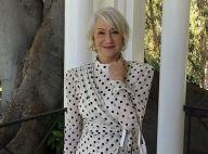 """Helen Mirren est fière de ses cheveux blancs : """"Pourquoi ne pas assumer ?"""""""