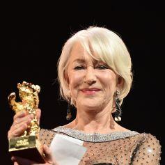 """Helen Mirren a reçu le prix """"Ours d'honneur"""" à l'occasion du 70ème Festival international du film de Berlin, La Berlinale. Le 27 février 2020 © Future-Image / Zuma Press / Bestimage"""