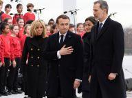 Emmanuel Macron : Recueillement au Trocadéro et préparation de son allocution